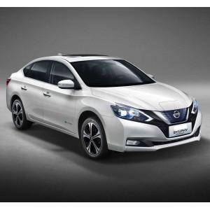 Nissan Sylphy_white_001