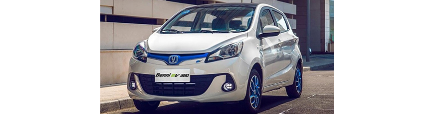 Buy an electric car crossover in Ukraine