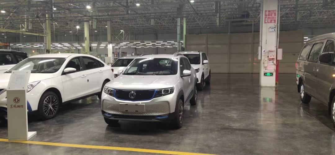 Новый электрический мини SUV T1EV