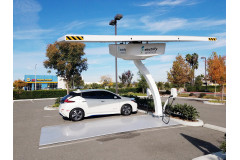 Electrify America's charging network is expanding.